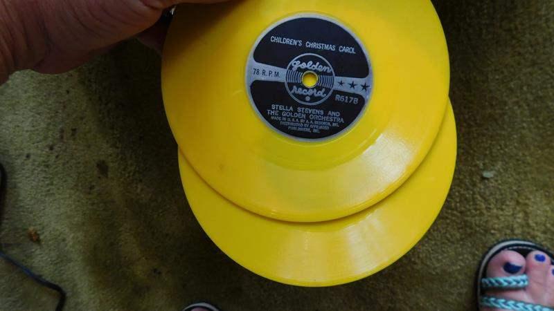Lot # 2- Vintage classic records & Albums (main image)