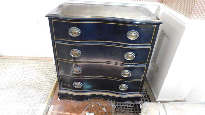 Lot # 36- Vintage / Antique Dresser - 4 drawers (main image)