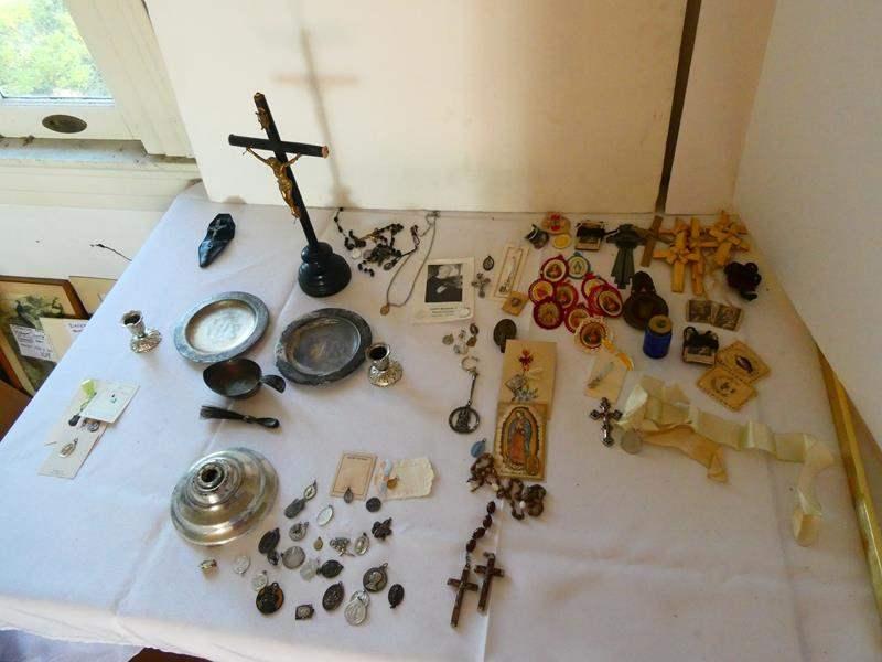 Lot # 125- Vintage catholic art & antiques (main image)