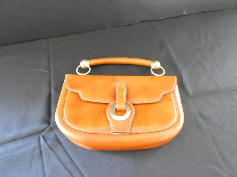 Lot # 145- Robinsons clutch purse made in Italy  (main image)