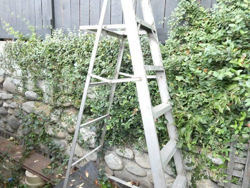 Lot # 472- 6FT. step ladder- light weight (main image)