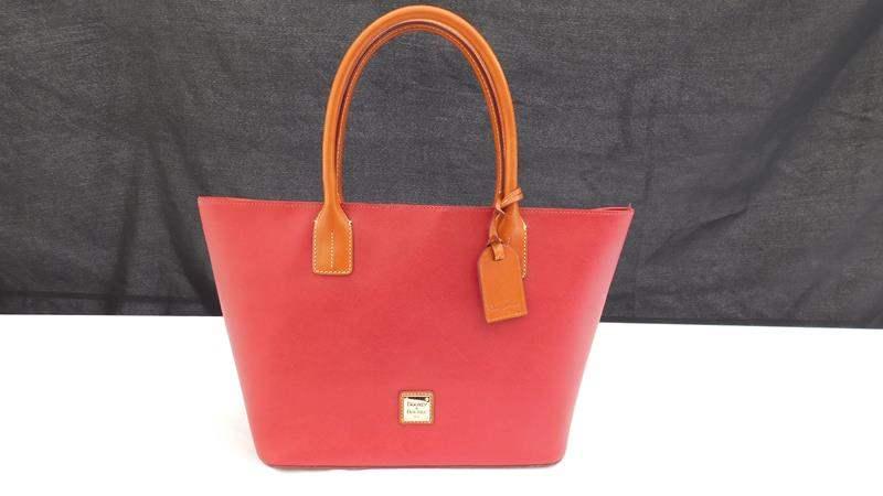 Lot # 13 - Dooney and Bourke purse (main image)