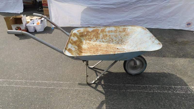 Lot # 68 - Wheel barrow (main image)