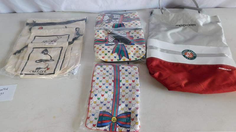 Lot # 81 - Cute assorted bags (main image)