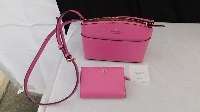 Lot # 83 - Kate Spade purse and wallet! Brand new (main image)