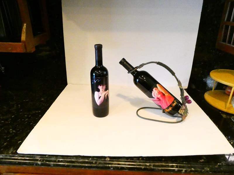 Lot # 15- Marilyn Monroe collectible bottles (main image)