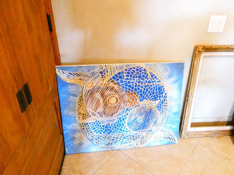 Lot # 47- Art, pictures and frames (main image)
