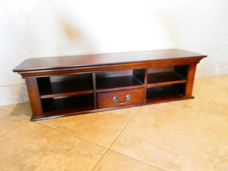 Lot # 58- Almost new Desk top shelving unit (main image)