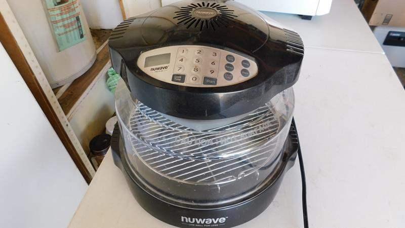 Lot # 427-Nuwave food dehydrator (main image)