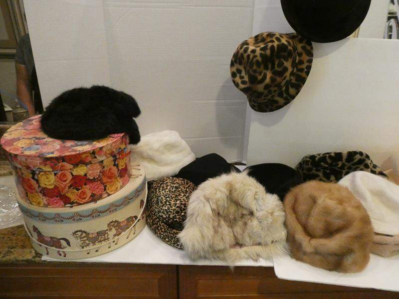 Lot # 83- Stylish assorted hats- see all pictures (main image)