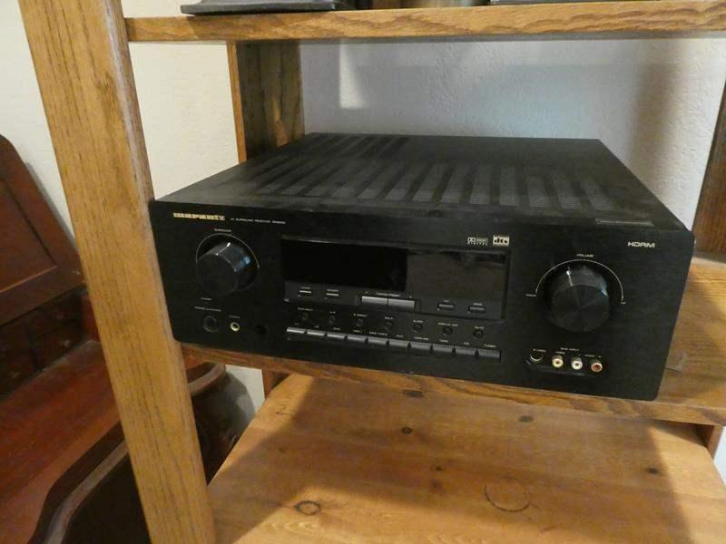 "Lot # 100- ""Marantz"" AV surround sound receiver- tested (main image)"