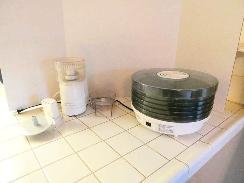 Lot # 57- Kenmore food processor & Deni food dehydrator (main image)