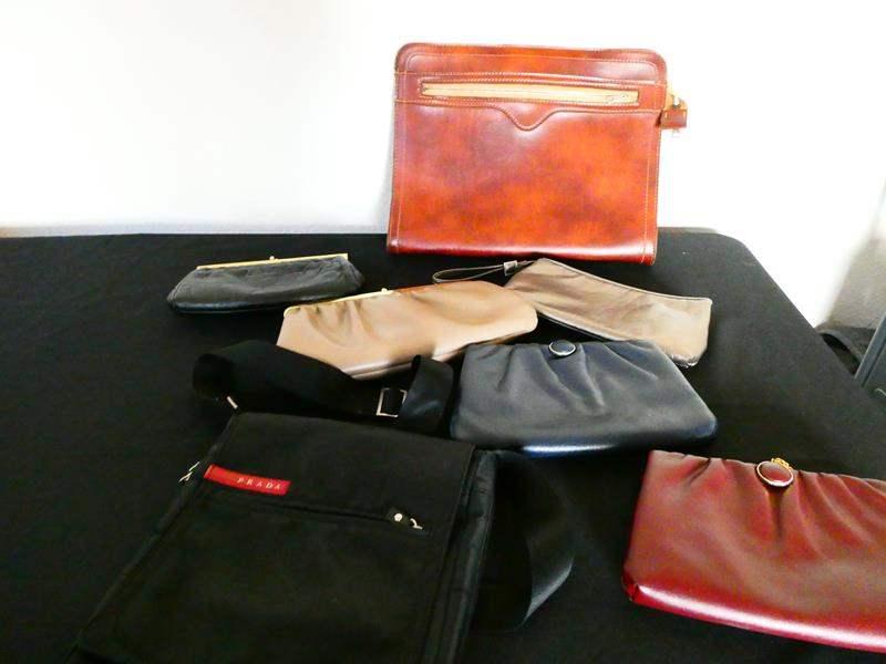 Lot # 65- PRADA, Etra, and more purses (main image)