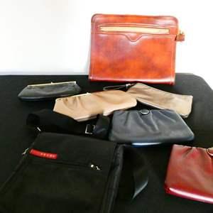 Lot # 65- PRADA, Etra, and more purses