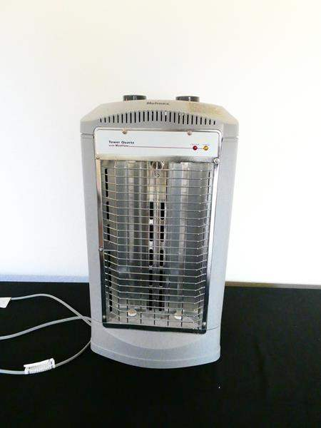Lot # 68- Holmes Tower Quarts Heater with Max Flow (main image)