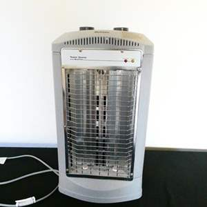 Lot # 68- Holmes Tower Quarts Heater with Max Flow