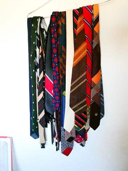 Lot # 81- A variety of stylish Vintage ties  (main image)