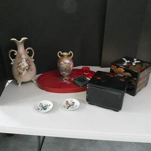 Lot # 53- Asian collectibles
