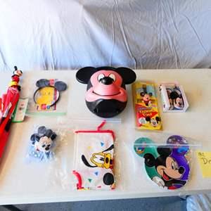 Lot # 182-Disney collectors lot