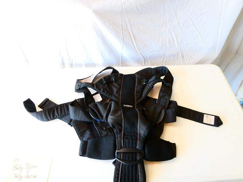 Lot # 184-Baby Björn Baby Carrier (main image)