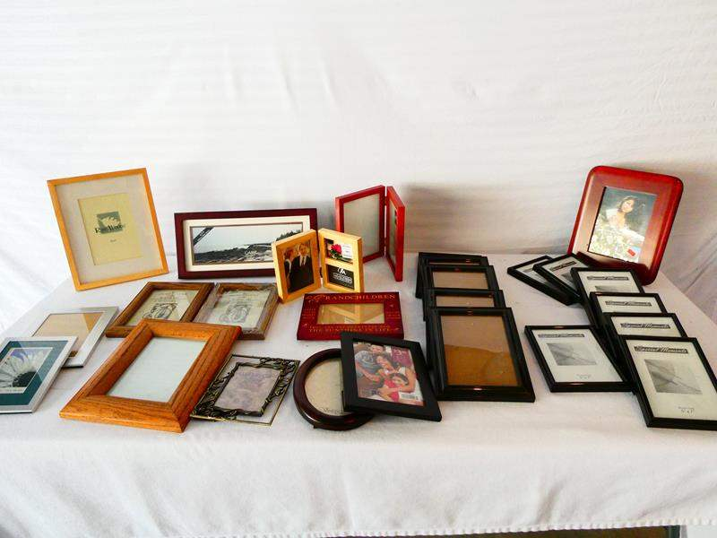 Lot # 38- Several Frames- See all pictures, most are new! (main image)