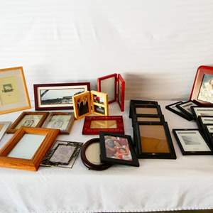Lot # 38- Several Frames- See all pictures, most are new!