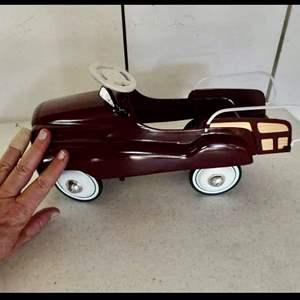 "Lot # 210- Vintage, collectors Peddle car ""Ranch Wagon"", Xonex limited edition"