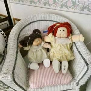 Lot # 34-Vintage authentic Cabbage Patch Dolls