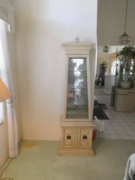 Lot # 2-Beautiful Curio cabinet (main image)