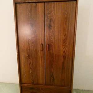 Lot # 214-Cabinet full of knick knacks!