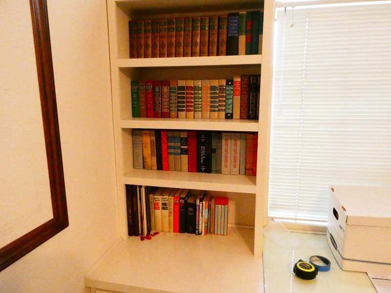Lot # 223- Seven shelves full of books! Classics! (main image)