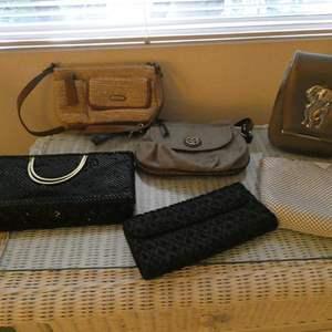 Lot # 47-Purses, Handbags, and Totes!