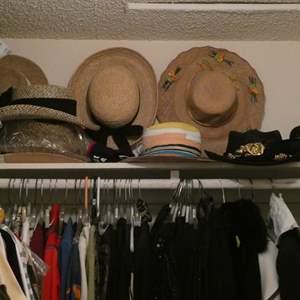 Lot # 48-Hats, Hats, Hats!