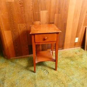 """Lot # 310-Vintage/ Mid-Century """"nite stand"""""""