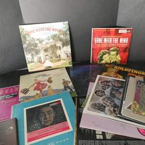 Lot # 54-Vinyl Classical vinyl albums- whole box