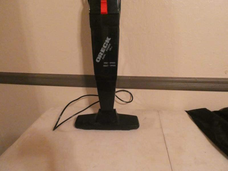 Lot # 158 Oreck vacuum (main image)