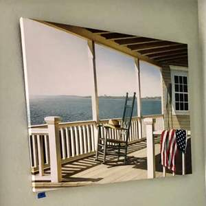 Lot #10- Beach house décor- see all pictures