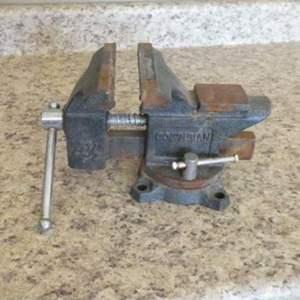 Lot # 113 - 4 1/2 inch Colombian Steel Vise