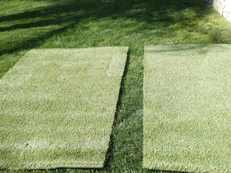Lot # 131 -Two astro turf mats (main image)