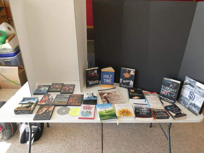 Lot # 141 - Books and DVD's (main image)