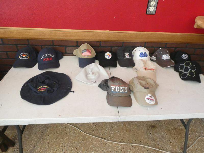 Lot # 146 - Hat collection (main image)