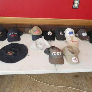 Lot # 146 - Hat collection