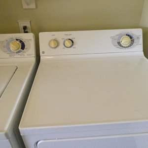 Lot # 154-GE gas dryer