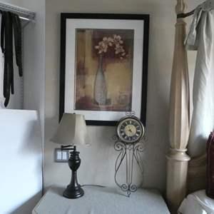 Lot # 174 - Miscellaneous home decor