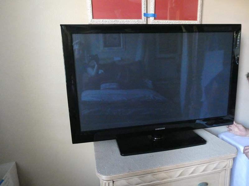 "Lot # 176 -Samsung flat screen T.V. 50"" (main image)"