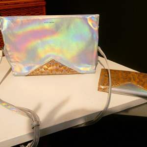 Auction Thumbnail for: Lot # 72 - Pixie Mood purse with wallet!
