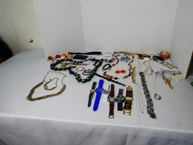 Lot # 108 Lots and Lots of Costume Jewelry! (main image)