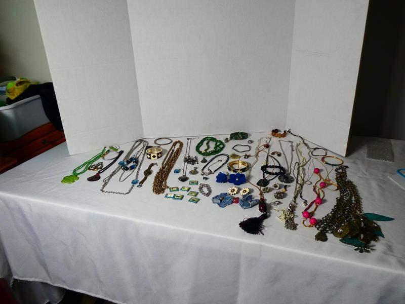 Lot # 110 Beautiful Costume Jewelry (main image)