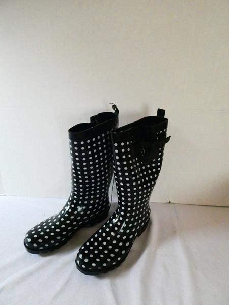 Lot # 142 Capelli Women's Rain Boots (size 9) (main image)
