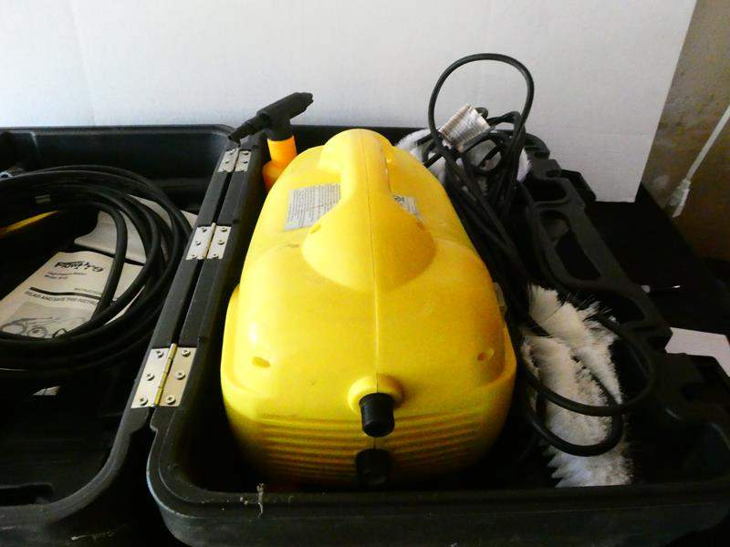 Lot # 170-Flow pro high pressure washer- almost new (main image)